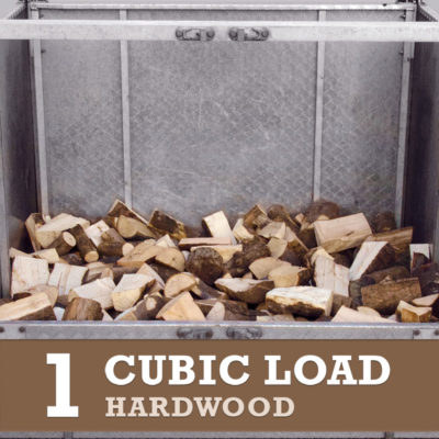 1 Cubic Metre of Hardwood Logs