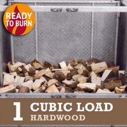 1 cubic metre load hardwood